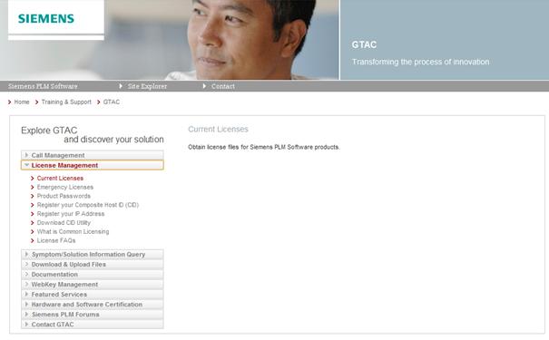 Mettre à jour sa licence Solid Edge grâce à l'accès GTAC