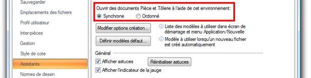 Personnaliser l'interface Solid Edge, nouveaux outils ST3