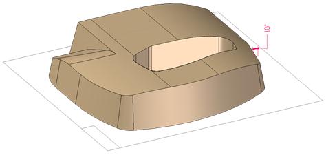 Souvent utilisées dans les procédés de moulage, les dépouilles peuvent être créées de façon simple avec l'outil du même nom dans Solid Edge.  Ce guide explique quelles sont les différentes options disponibles dans la fonction «Dépouille» de l'environnement Pièce Ordonnée.