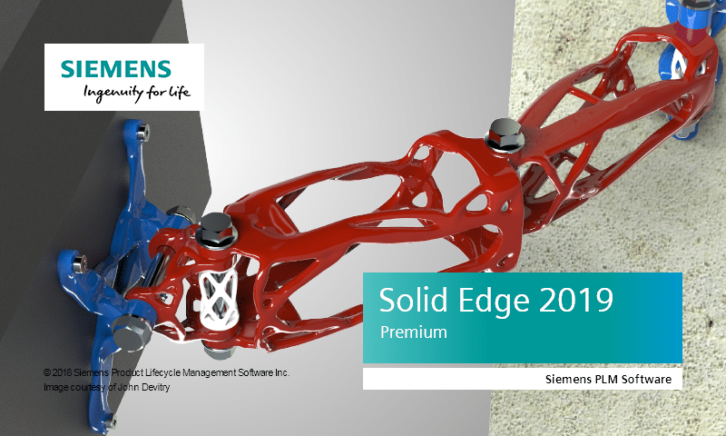 Solid Edge 2019