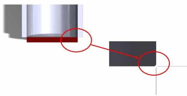 Amélioration des contacts entre solides