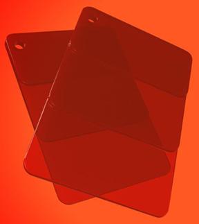 Matière plastique du standard XRite AxF 1.6 supportée par Keyshot