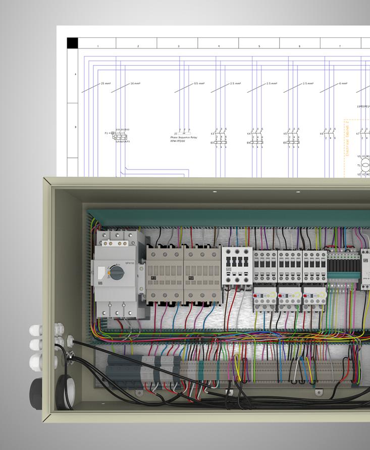 Nouveautés 2021 Solid Edge Electrical